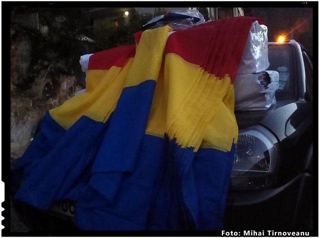 Arhanghelii, sfintii si martirii din Neam sunt puterea noastra, a românilor. O putere ce este dincolo de oricare strategie. O putere mai mare decat logica istoriei sau a realitatii din zilele asa zis ale noastre, foto: Mihai Tirnoveanu