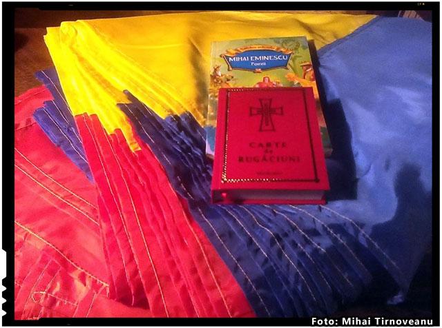 O mie de steaguri pentru românii din Harghita si Covasna, cadouri pentru copiii fratilor nostri de Sfantul Nicolae. Aceasta este misiunea noastra pentru inceputul lunii Decembrie, foto: Mihai Tirnoveanu