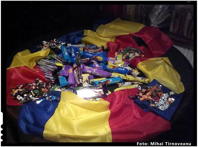 Vom merge de 1 Decembrie si de Sfantul Nicolae in Harghita si Covasna cu Tricolorul Românesc si cu daruri pentru copiii fratilor nostri., foto: Mihai Tirnoveanu