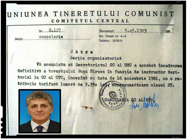 Oare cand va scapa Romania de jigodiile comuniste? Ghici pe cine vor sa puna premier?, foto: facebook.com/radu.garmacea/