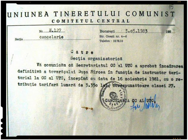 Oare cand va scapa Romania de jigodiile comuniste? Ghici pe cine vor puna premier?, foto: facebook.com/radu.garmacea/