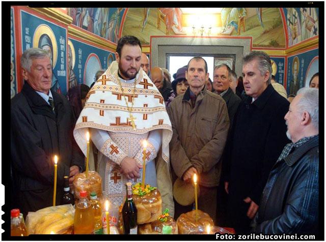 PREOTUL MIHAI IVASIUC – VREDNIC DUHOVNIC SPIRITUAL SI PATRIOT INFLACARAT AL NEAMULUI, foto: zorilebucovinei.com