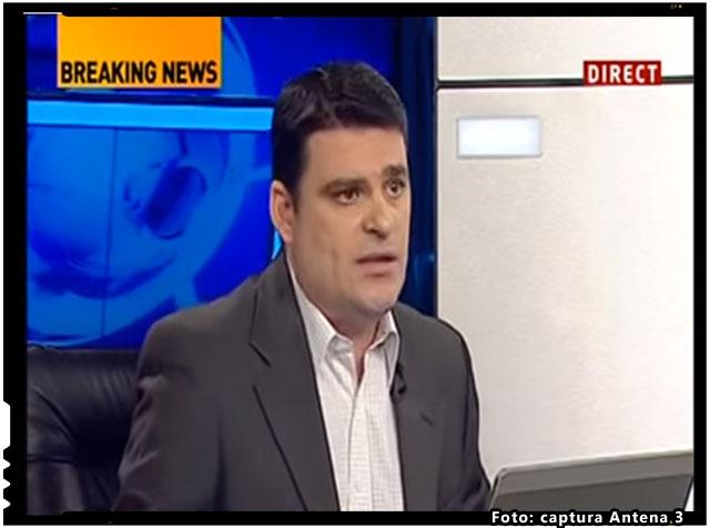 """Radu Tudor: """"Polonezii nu au atat de multi mancatori de rahat impotriva tarii lor cum are Romania"""", foto: captura TV Antena 3"""