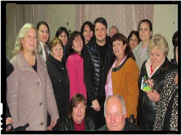Turneul de caritate DE LA INIMA LA INIMA din Republica Moldova a reusit sa emotioneze romanii pana la lacrimi, foto: facebook.com/raisa.padurean