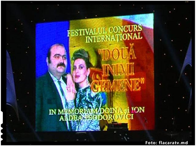 "La Chisinau a inceput Festivalul International de Muzica ""Doua inimi gemene"", dedicat sotilor Teodorovici, foto: flacara.md"