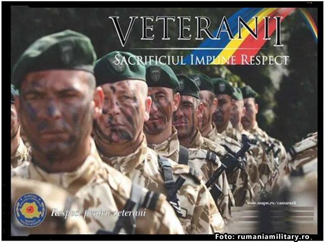 11 Noiembrie - Comemorarea militarilor romani cazuti la datorie in teatrele de operatii, foto: rumaniamilitary.ro/ mapn.ro