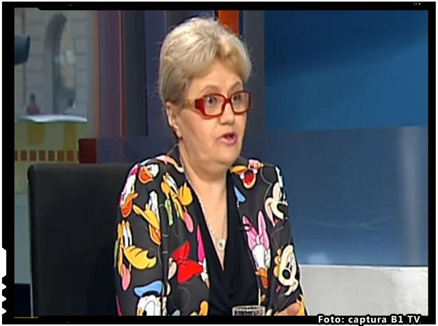 Un senator cere suspendarea presedintelui Klaus Iohannis!, foto: captura B1 TV
