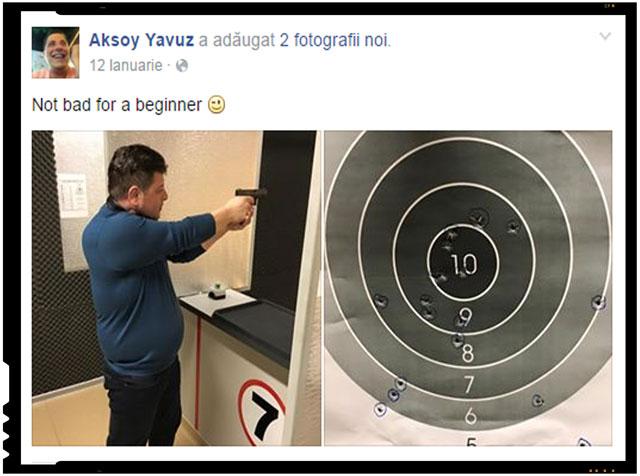 Aksoy Yavuz - Candidat garantat de MRU la europarlamentare prins cu 6 kg de aur in masina la Cluj. Mafia care graviteaza in jurul politicii romanesti