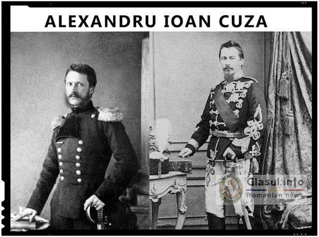 Monstruoasa Coalitie: In noaptea de 11 februarie 1866, complotistii il constrang sa abdice pe Al. I. Cuza