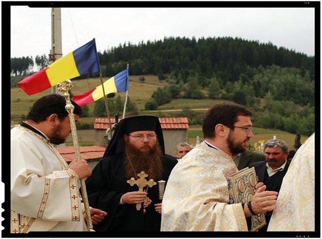 """PS Andrei Moldovan, Episcop al Covasnei si Harghitei: """"Tricolorul, Icoană a Neamului Românesc"""""""