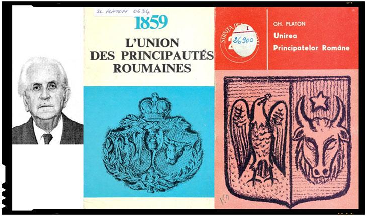Astazi se implinesc 90 de ani de la nasterea academicianului Gheorghe Platon