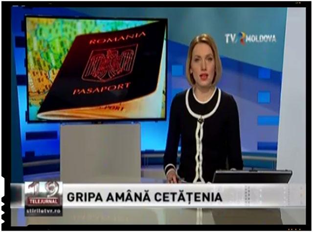 Gripa amana cetatenia! Autoritatile din Romania au suspendat sedintele de juramant, din cauza virusului A H1N1.
