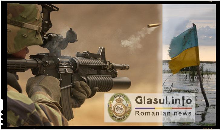 Romania va dona Ucrainei echipament militar in valoare de 250 de mii de euro
