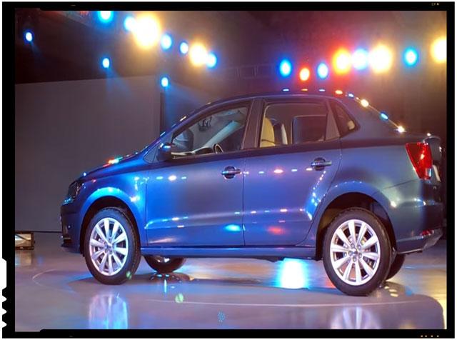 Nemtii trag inca o grea lovitura industriei romanesti! Volkswagen a lansat un autoturism low cost care seamana cu Dacia Logan!, sursa foto: youtube.com