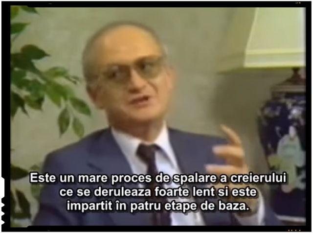 Cum se spala creierul unei NATIUNI – Interviu luat de Edward Griffin lui Yuri Bezmenov in 1985