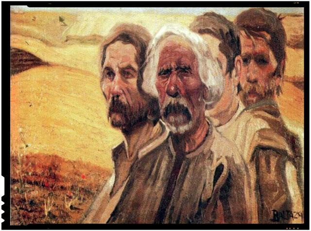 Țărani, Abgar Baltazar