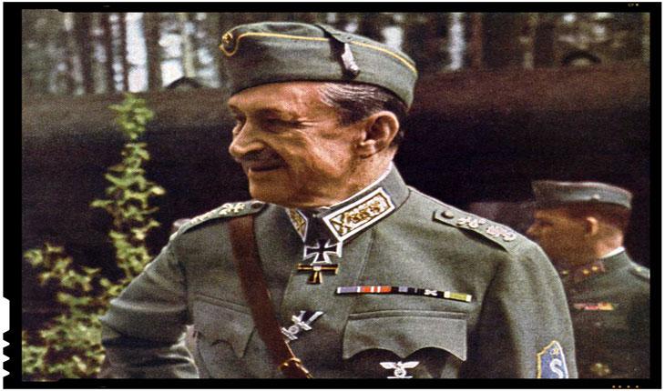 Mannerheim a luptat alaturi de romani impotriva germanilor, in WW1!