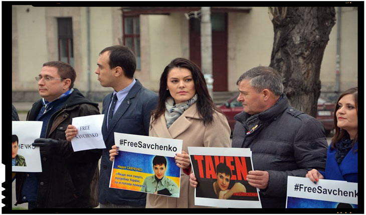 Mai multi deputati din Republica Moldova au protestat in fata ambasadei Federatiei Ruse de la Chisinau