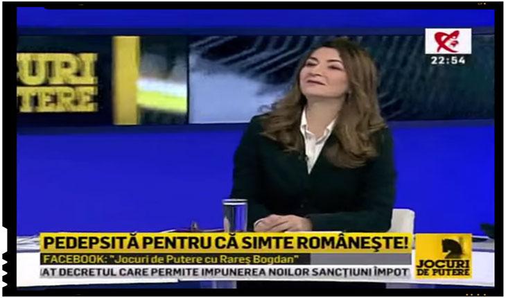 Asociatia Victimelor Mineriadelor din Romania este alaturi de Oana Stanciulescu, foto: captura Realitatea TV