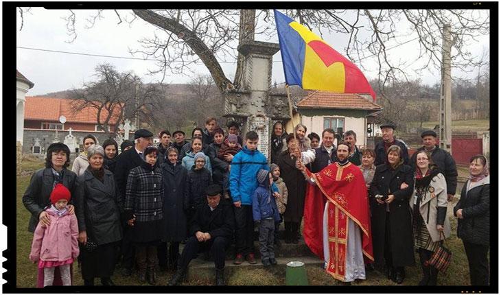 Cine nu crede ca sufletul taranilor români este izvor de munte, sa mearga in Martanus, sa-i priveasca in ochi pe acesti osteni ce tin aici România vie
