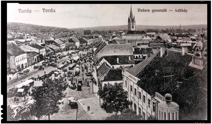 "Politici ""administrative"" de izgonire a românilor din Turda la 1711, foto: stiinta-pentru-toti.blogspot.ro"