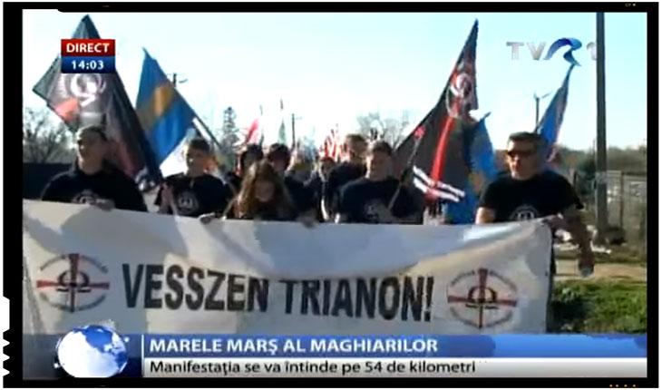 """Bogdan Diaconu: """"Marsul pentru autonomie s-a transformat astazi intr-un mars pentru teroristii maghiari care au vrut sa arunce romani in aer la Targu Secuiesc pe 1 Decembrie!"""""""