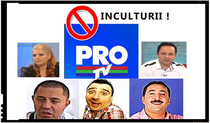 Anti Pro… Mesaj anti ProTV
