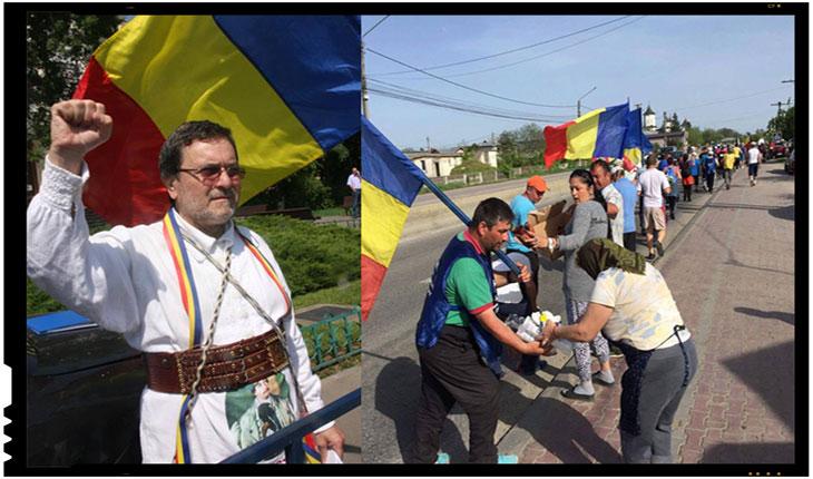 NAȚIUNEA ROMÂNĂ ESTE IUBIREA MEA BIBLICĂ! Fotoreporter, Lucian Curelariu.