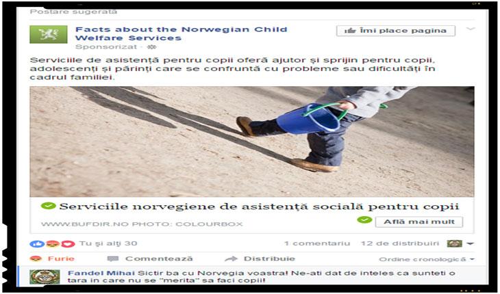 Norvegia investeste in propaganda pentru a-si imbunatati imaginea dupa scandalul Bodnariu