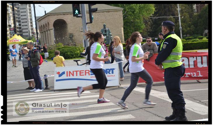Semimaratonul de la IASI a fost castigat de catre un tanar din Republica Moldova