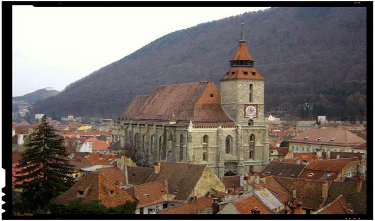 Pe 21 aprilie 1689 un mare incendiu cuprinde Biserica Neagră din Brașov, distrugând acoperișul și mobilierul din interior