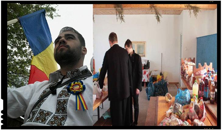 Doua biserici si un student, aripi de inger pentru un sat si o manastire din Covasna