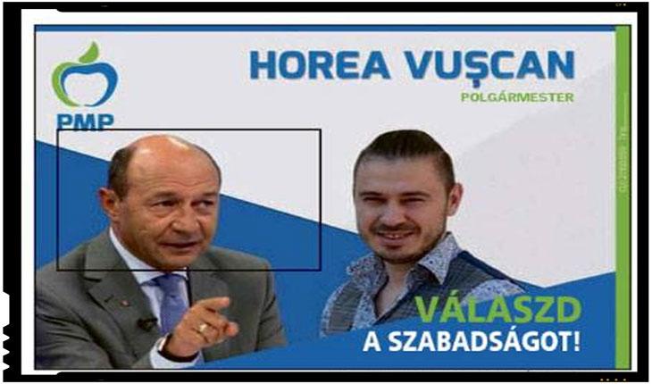 PMP incearca sa atraga electoratul maghiar din Romania - Horea Vuşcan - foto: www.biharinaplo.ro