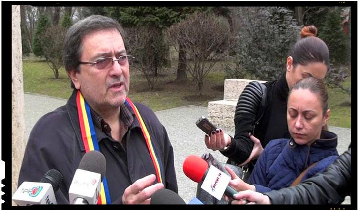 """Laurian Stanchescu: """"Nu mai cred în Klaus Iohannis, nu face parte din destinul României!"""", FOTO: magazincritic.ro"""