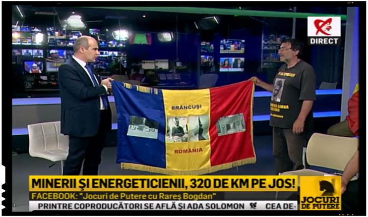 COMUNICAT DE PRESĂ! EU NU MOR ÎN GENUNCHI!, foto: Realitatea TV