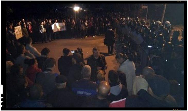 Ciocniri de strada intre tigani si nationalistii bulgari la Radnevo
