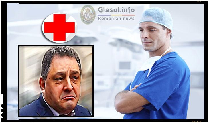Partidele parlamentare si mafia spitalelor