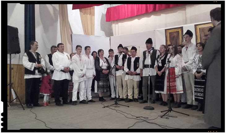 Ojdula, judeţul Covasna, comuna cu 4% etnici români, spaţiu al unității noastre.
