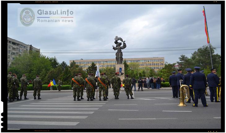 Ziua Independenței sarbatorita la IASI 9 Mai 2016
