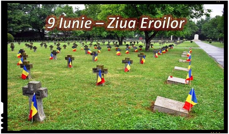 9 Iunie - Ziua Eroilor, Foto: mapn.ro