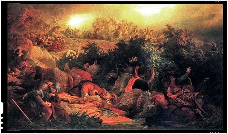 Bătălia de la Mohács (1526)