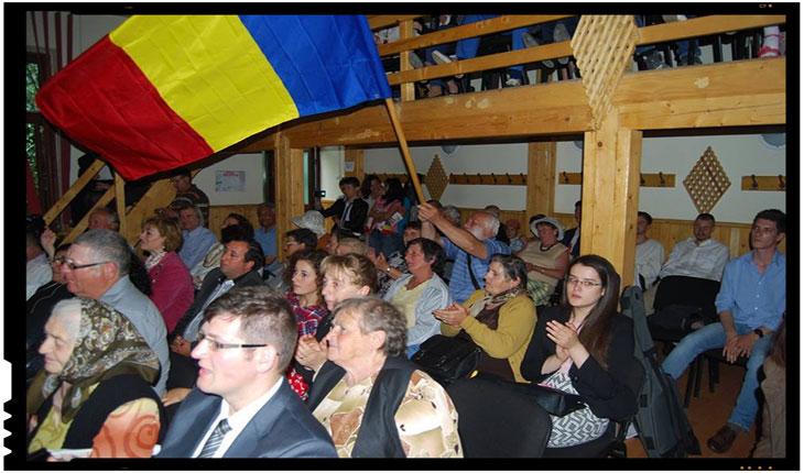 """Chichiș, Covasna, în inima României: """"Nu uita că ești român!"""""""