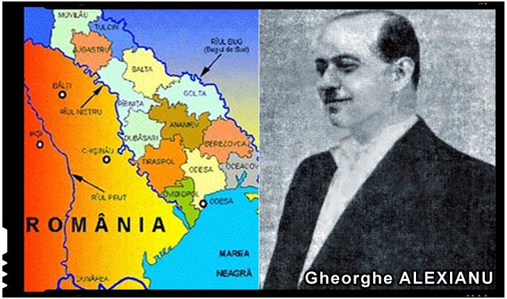 "Gheorghe ALEXIANU – in memoriam * Maresalul Petain: ""Cea mai mare glorie a Dumneavoastra, a romanilor, se poate considera modul civilizat si uman in care ati administrat Transnistria si realizarile obtinute."""