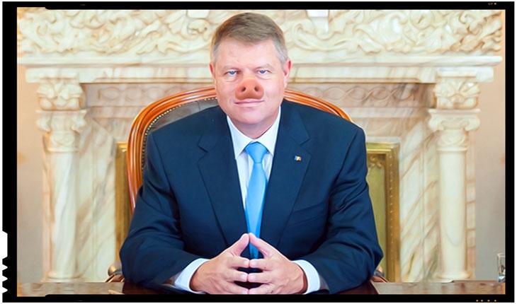 "Dragos Patraru: ""Presedintele Iohannis a acceptat sa dea interviuri la TVR doar dupa ce a fost angajata o preferata de-a domniei sale"", foto: presidency.ro"