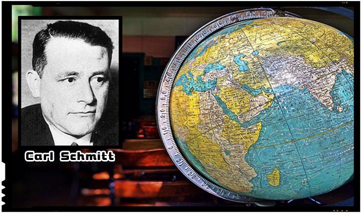 Carl Schmitt - Nomosul Pământului