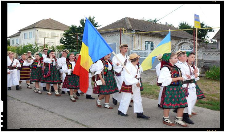Prima ediţie a Festivalului Folcloric al Românilor din Ucraina, 19 Iunie 2016 - Sudul Basarabiei, regiunea Odesa, Foto: www.facebook.com/basarabiareala