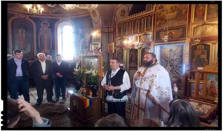 Românii din Covasna vă îmbrățișează și vă transmit salutul lor frățesc!