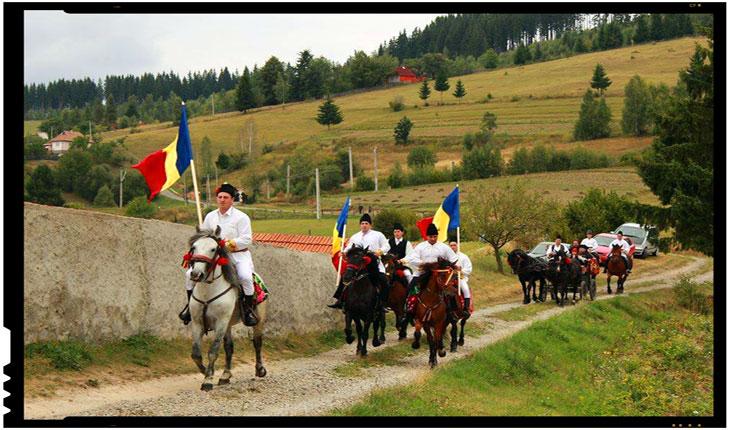 Românii din Harghita și Covasna, eroii lui Mihai Eminescu, eroii limbii române și ai credinței ortodoxe