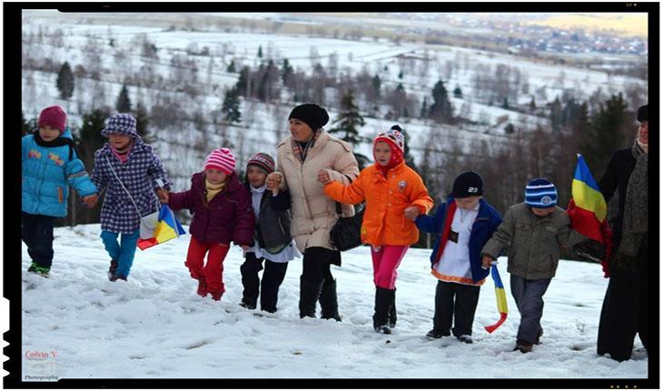 Actiunea Romani pentru Romani, Foto: Mihai Tirnoveanu