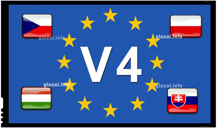 Polonia vrea ca Grupul de la Visegrad sa contina si Romania si Ucraina